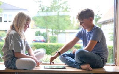 At være barn og ordblind